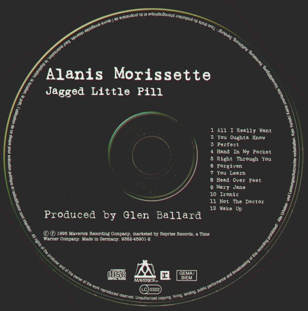 Jagged Little Pill - Wikipedia
